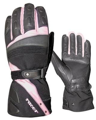 Fait pour la route: le gant Racer Gily... pour les filles.