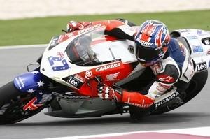 Moto GP: Stoner arrive chez Ducati