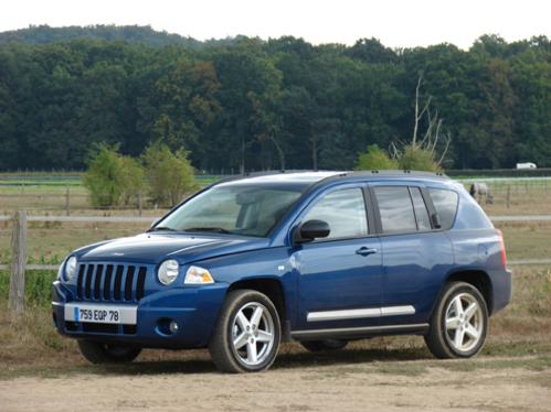 Essai - Jeep Compass restylée : des retouches insuffisantes