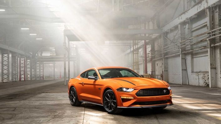 """Ford : un """"High Performance Pack"""" pour la Mustang Ecoboost"""