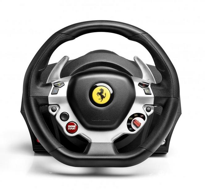 Thrustmaster TX Racing Wheel Ferrari 458 Italia Edition : test sur Xbox One