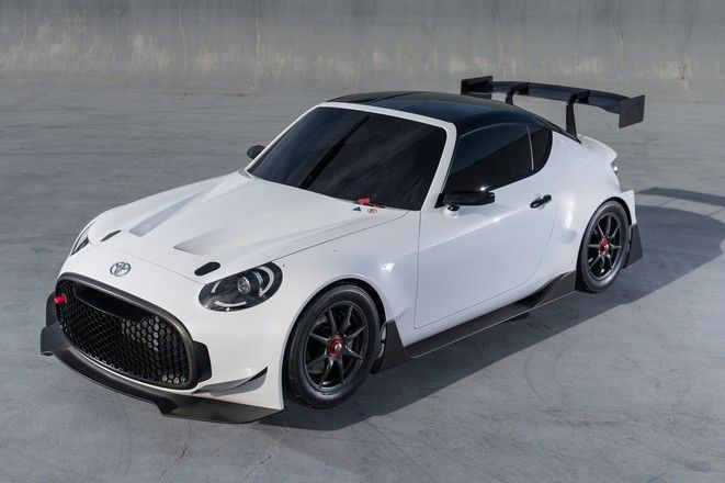 Toyota S-FR Racing Concept : petite sportive épicée