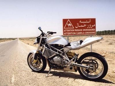 CRS Motorcycles : 11 000 possibilités.