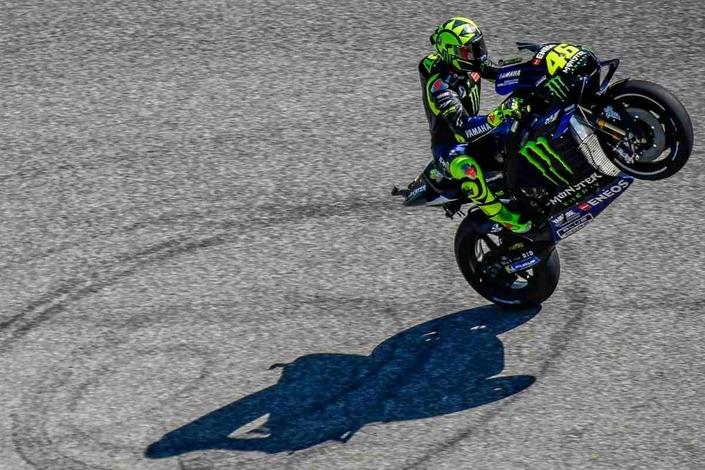 MotoGP - Austin: Rossi prévient, cette année, il est fort