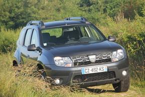 Essai - Dacia Duster dCi 90 4x2 : le boudé