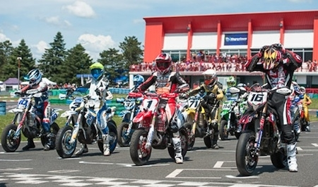 Supermotard, Championnat de France 2014: Bidart doit engranger le max de points à Albi