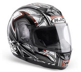 HJC ZF-9: un casque fibre à petit prix...