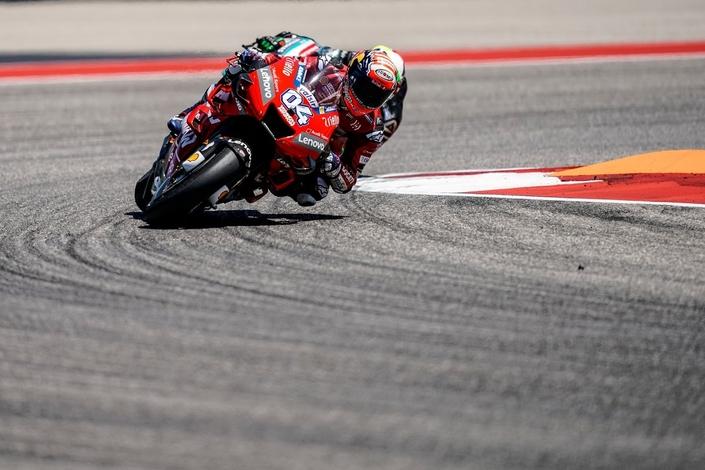 MotoGP - Austin: Dovizioso mène le championnat