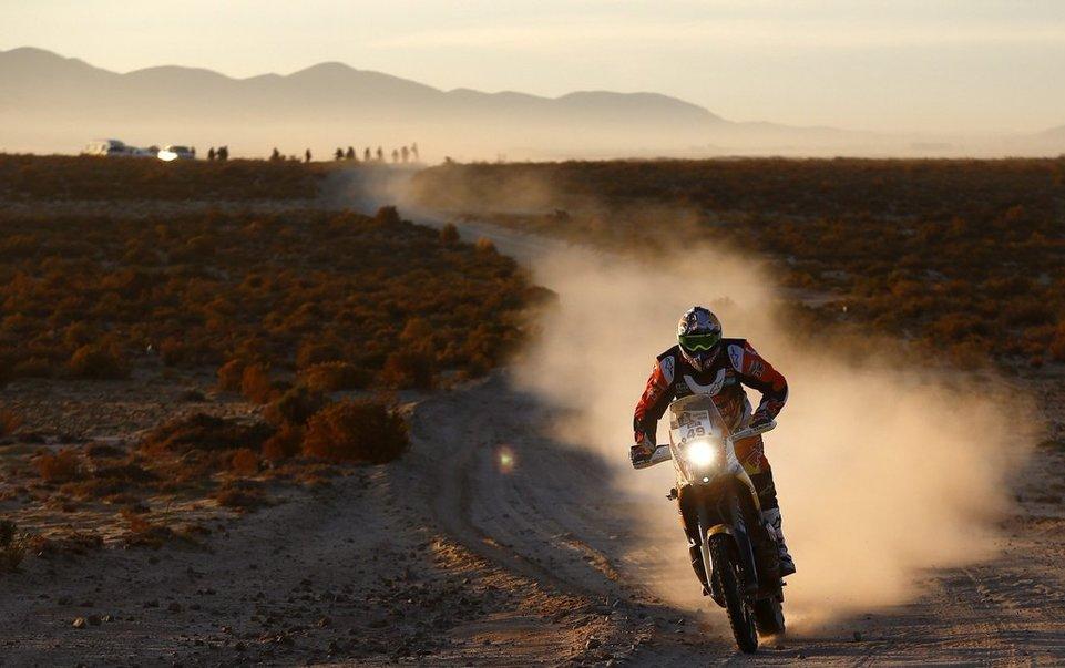 Dakar - étape 7 : une première victoire pour Antoine Méo