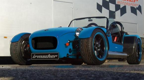 Nouvel Irmscher Roadster Turbo Sport 45