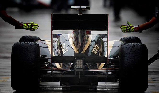 Renault revient en F1 avec sa propre écurie