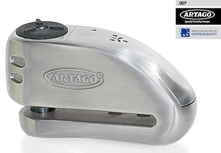 Artech, nouveau distributeur des antivols Artago