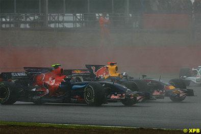 Formule 1 - Red Bull: Vettel arrive, c'est officiel