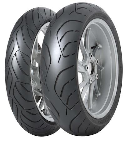 Dunlop RoadSmart III: 31 mois et 1,2 millions de kms pour son développement...
