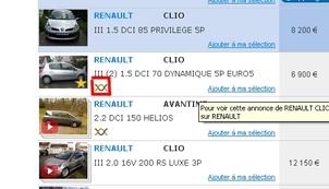 """La Centrale lance """"Autoviza"""", un service inédit qui permet de connaître l'historique d'une voiture d'occasion"""