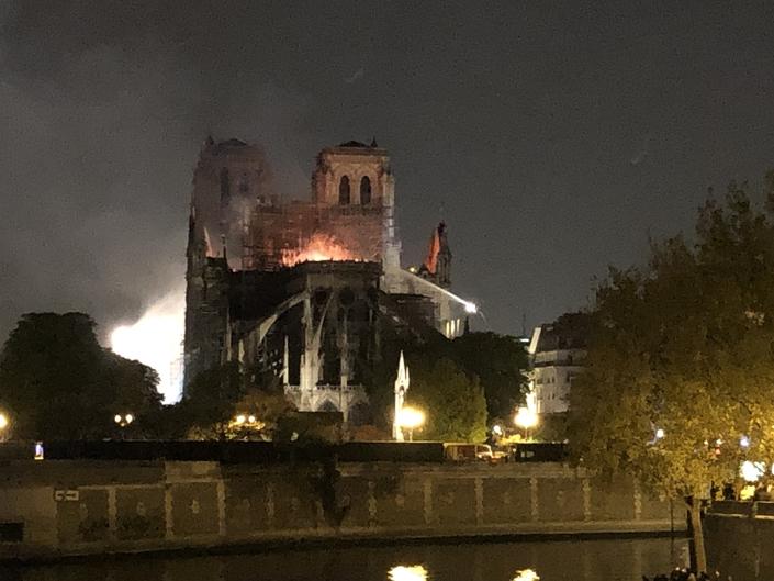 Notre-Dame de Paris, lepoint zéro des routes de France