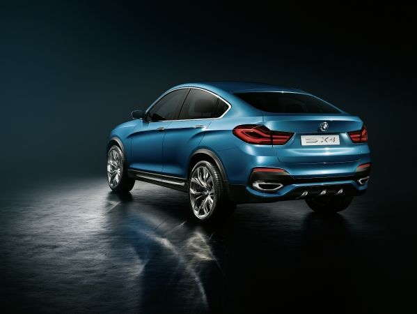 Shanghai 2013 : BMW X4 Concept officiel