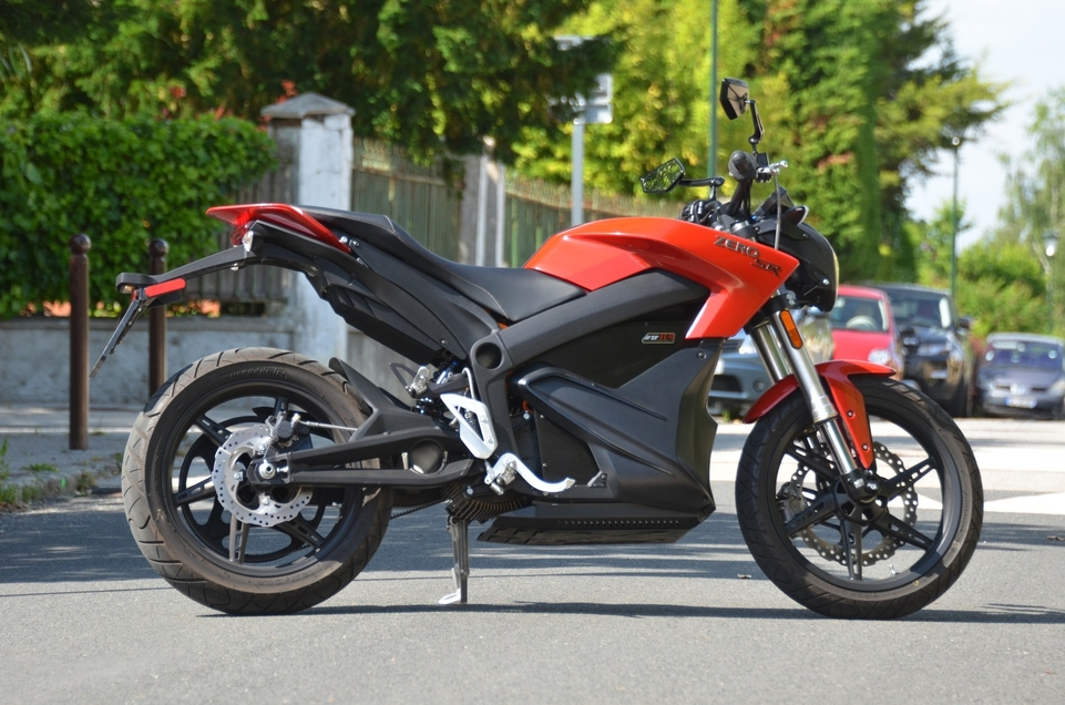 Essai Zero Motorcycles SR ZF11 : Electrique cannonball !