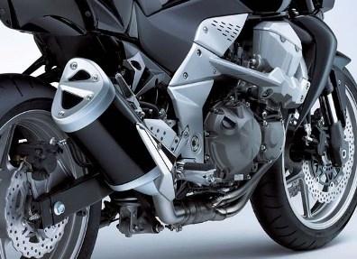 Nouveauté 2007 : Kawasaki Z 750