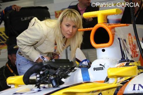 Formule 1 : Visite à Enstone, au cœur de Renault F1