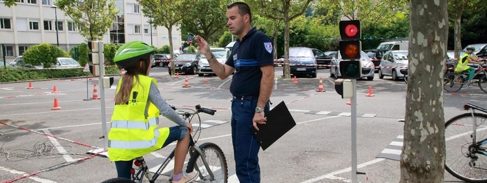 Sécurité routière: le permis vélo va devenir réalité