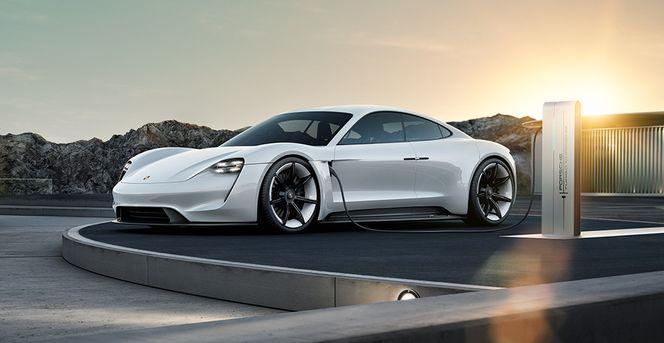 Porsche Mission E: c'est oui !