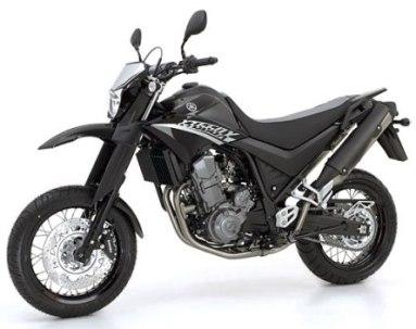 Nouveauté 2007 : Yamaha XT 660 X