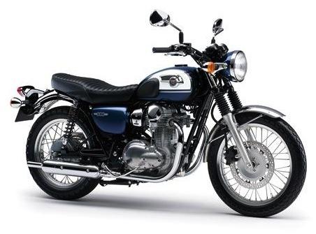 Campagne de rappel Kawasaki: les W800 retournent à l'atelier
