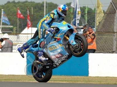 Moto GP: Hopkins en F.1 !
