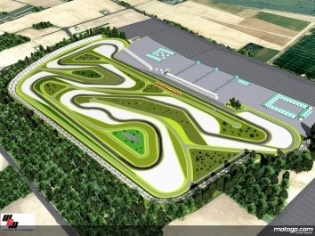 Moto GP 2009: Le calendrier s'affine