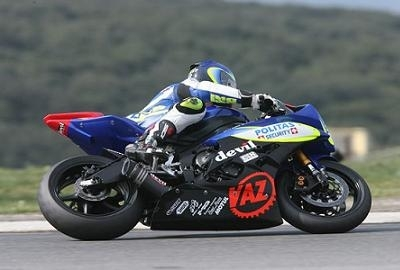 Supersport: Arnaud Vincent et Millet arrivent