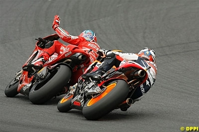 Moto GP - Valence: Ducati vs Honda, le dernier match de l'année