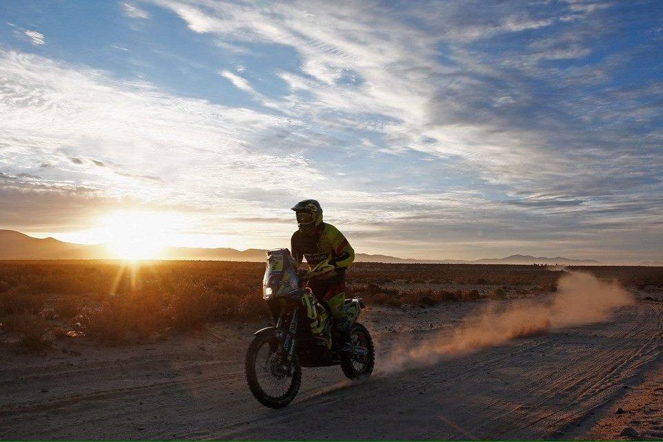 Dakar - étape 10 : Price contrôle, Svitko s'impose