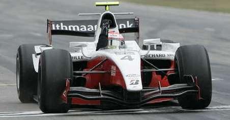 GP2 Hockenheim Course 1 : Grosjean gagne puis perd !