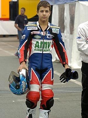 Moto GP: Di Meglio rate la finale