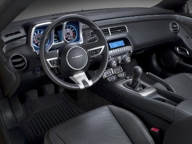 [Officieux] Chevrolet Camaro: la version de série