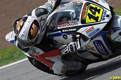 Moto GP - Valence: Randy pensait mieux faire