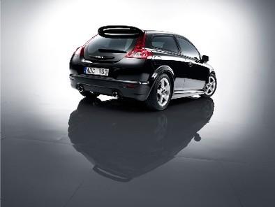 Volvo C30 R: 350 ch direction le musée...