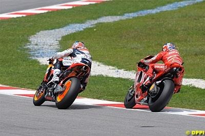 Moto GP - Valence: Les préliminaires confirment la qualif