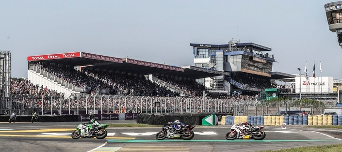 24 Heures Moto 2019 : 111 pays couvriront la 42ème édition
