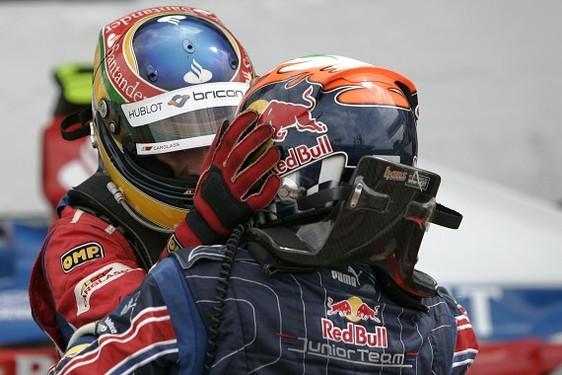 GP2 Hockenheim Course 2 : Chandhok gagne, Senna et Grosjean grignotent