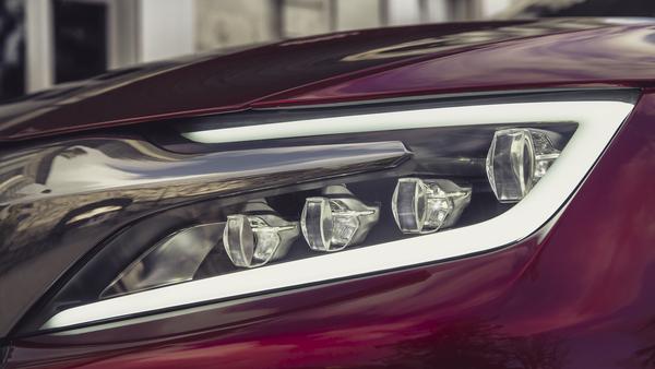 Shanghai 2013 : Wild Rubis, la DS (dé)masquée de Citroën