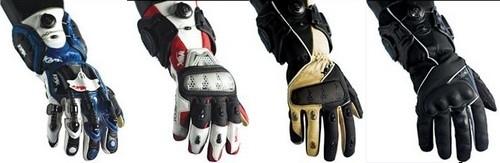Knox prend la main : bientôt une gamme complète de gants homologués CE.