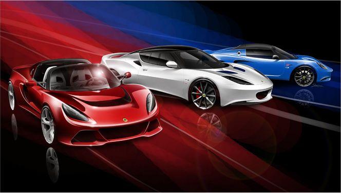 Lotus : les ventes repartent à la hausse en 2014