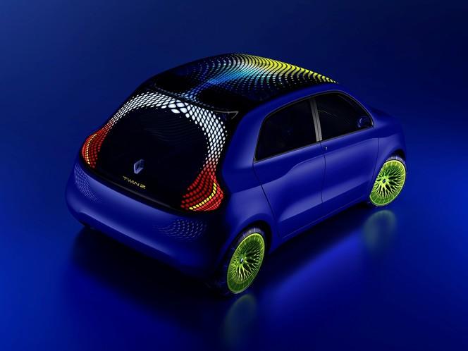 Renault Twin'Z : l'autre concept Twingo
