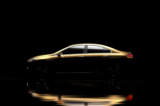 Salon de Shanghai 2013 - Suzuki y présentera le concept Authentics
