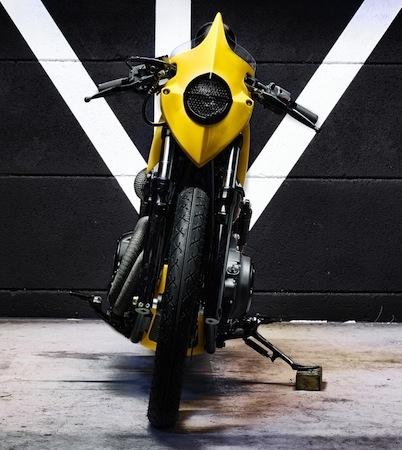 Yamaha Yard Built: une XV950 « Ultra », sauce GS Mashin