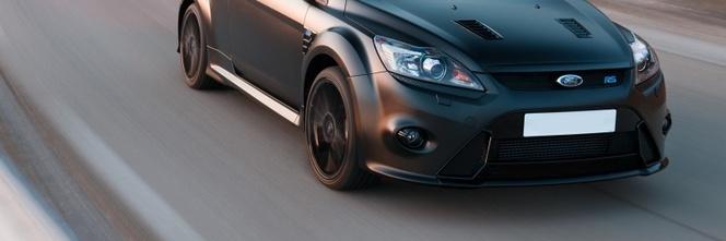 Focus RS 500 la pub vidéo d'une auto déjà sold out