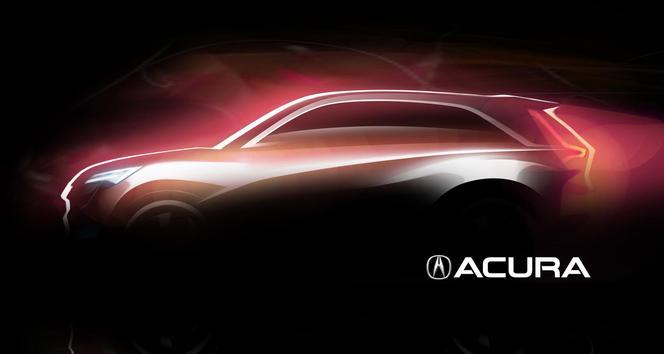 Salon de Shanghai 2013 - Honda et Acura avec 2 concepts