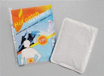 Hot'patch sport® : rester bien au chaud